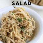 Kiriboshi Daikon(Dried radish) Salad | Chef JA Cooks My Simple Gohan If you wanna try something new, Kiriboshi Daikon Salad is nutritious and healthy, and easy to make . Here are some simple salad recipes that you can enjoy.