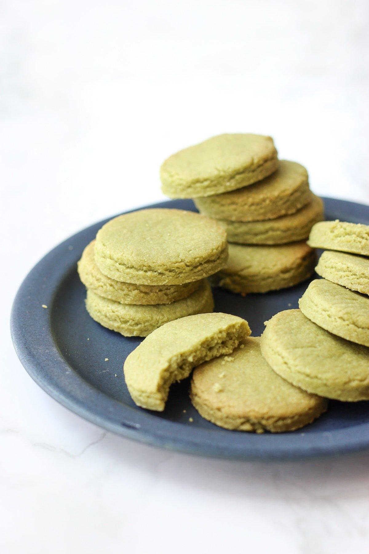 抹茶 クッキー 簡単