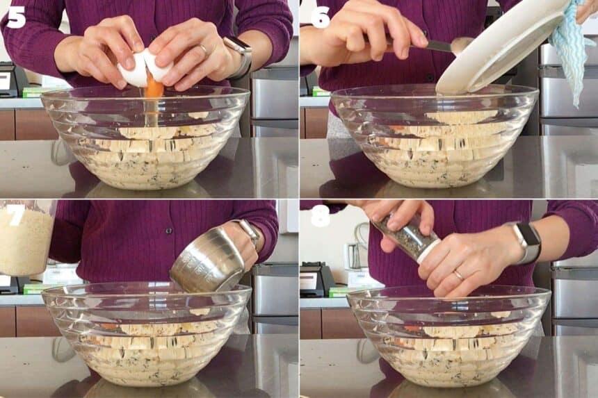 how to make vegetarian tofu hambagu