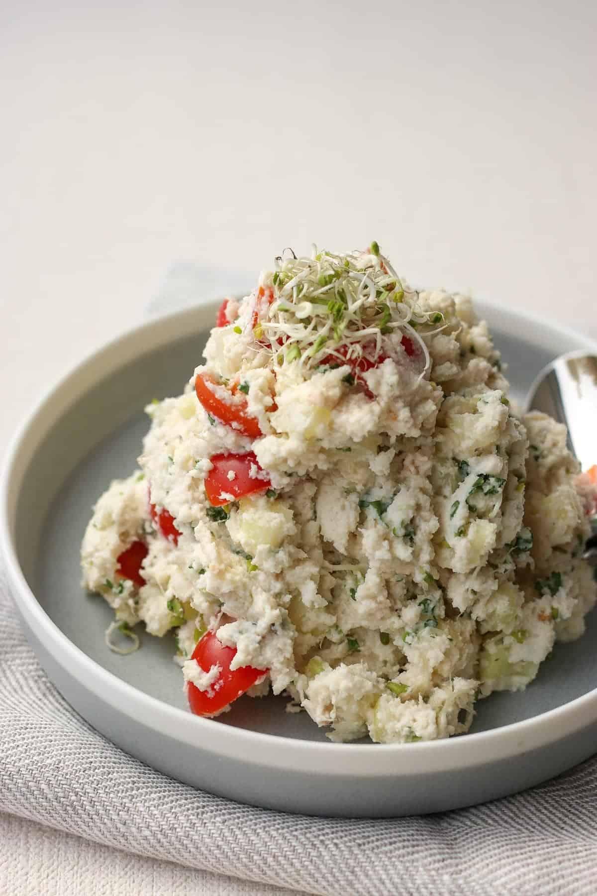 okara salad