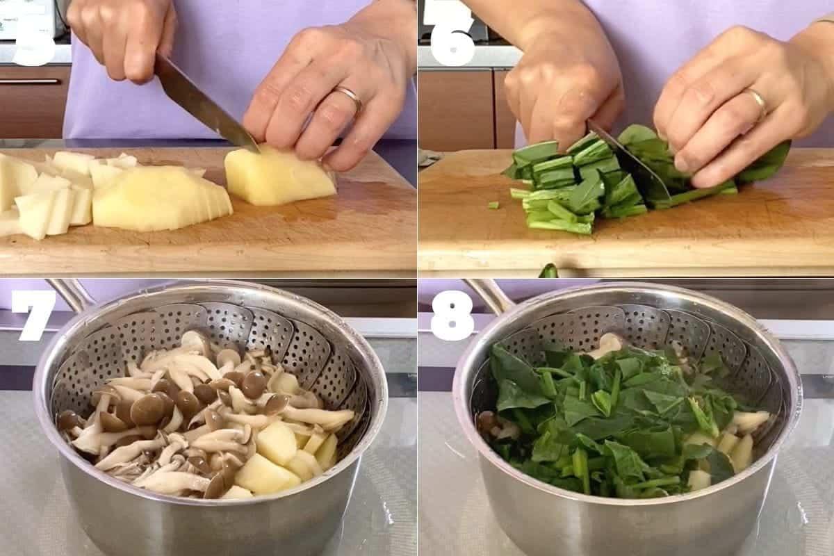 ヴィーガン豆腐キッシュの作り方