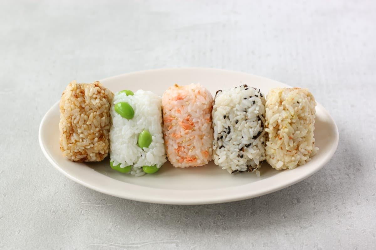 onigiri(rice ball)