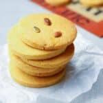 Japanese Kabocha Squash Cookies(Vegan)
