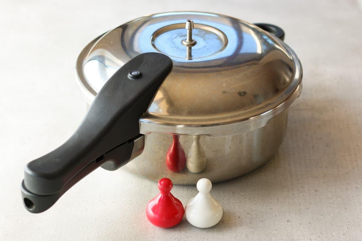 ゼロ圧力鍋